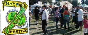Hayward Zucchini Festival